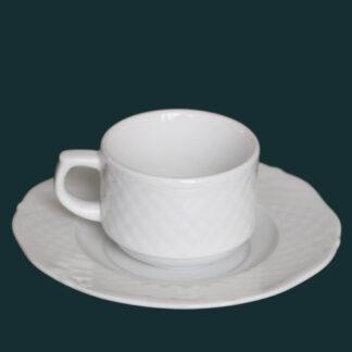 Kahvikuppipari ravintolaan