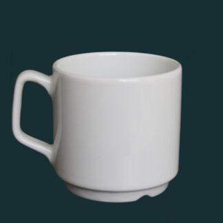 Kahvimuki pinottava ammattikeittiöön